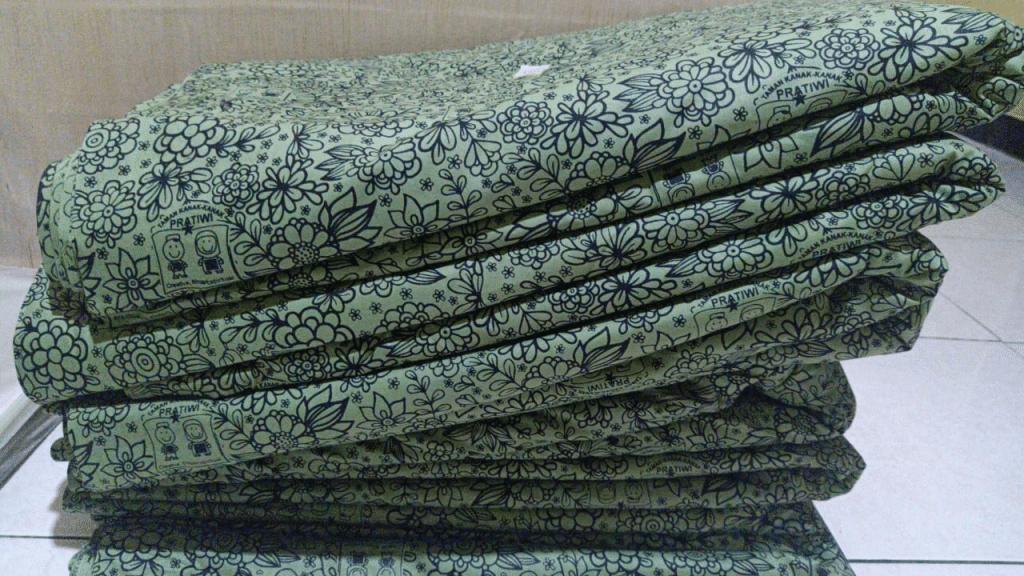 Hasil Produkksi Pabrik Batik Handprinting