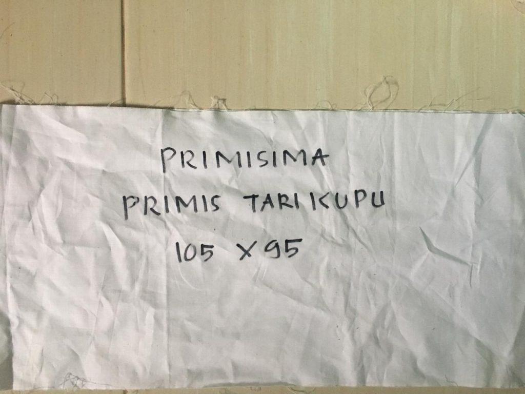 100% Katun Primisima Primis Tari Kupu 105x95