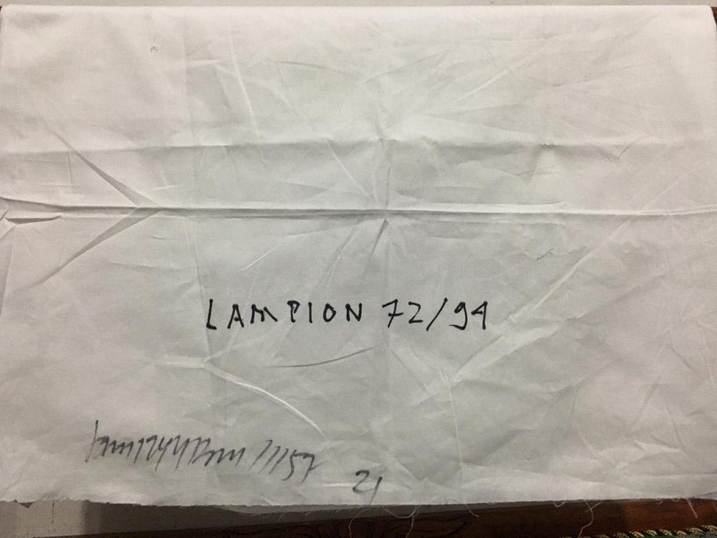 100% Katun Prima Lampion 72x94