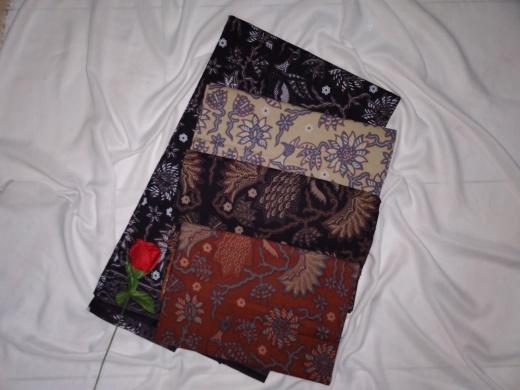 Batik Printing Bahan Katun Primissima