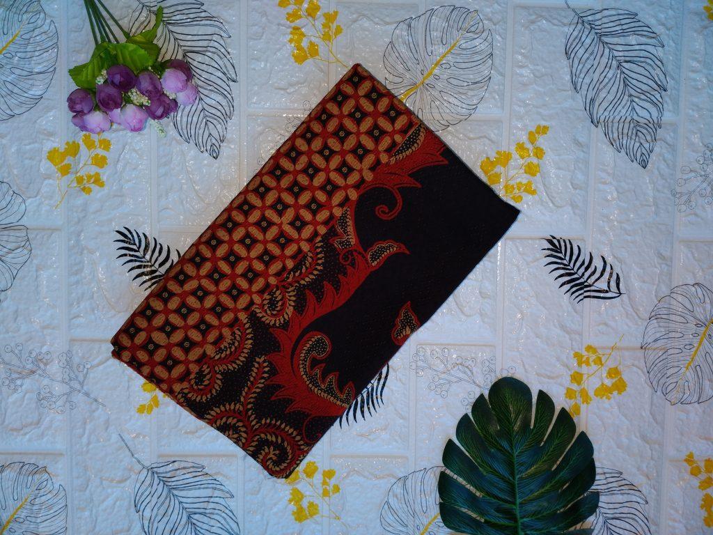 Batik Printing Bahan Dobby