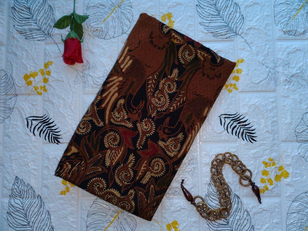Batik Printing Berpola Bahan Dobby