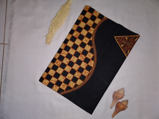 Contoh Bahan untuk Produk Pakaian Batik