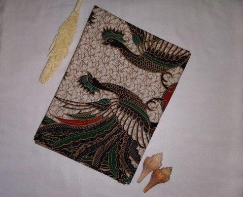 Contoh Batik Sebagai Bahan Katun
