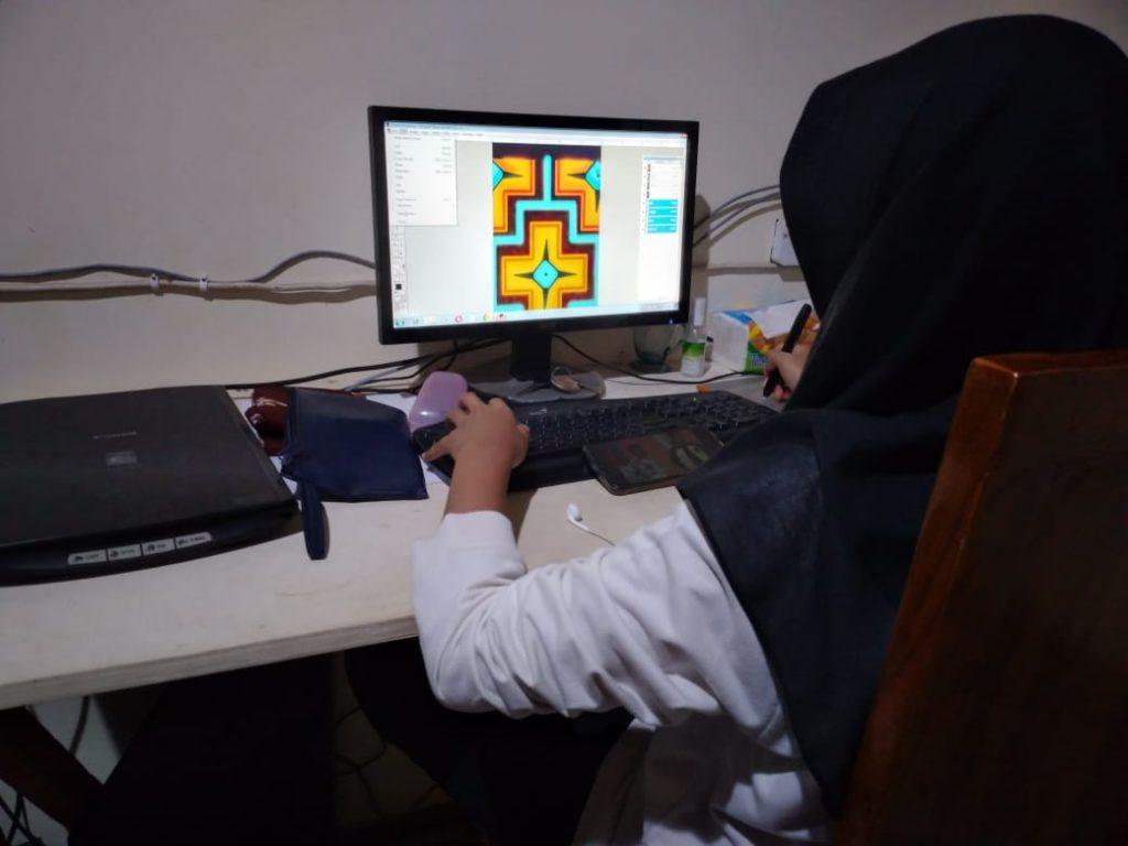 Proses Pembuatan Desain Secara Digital