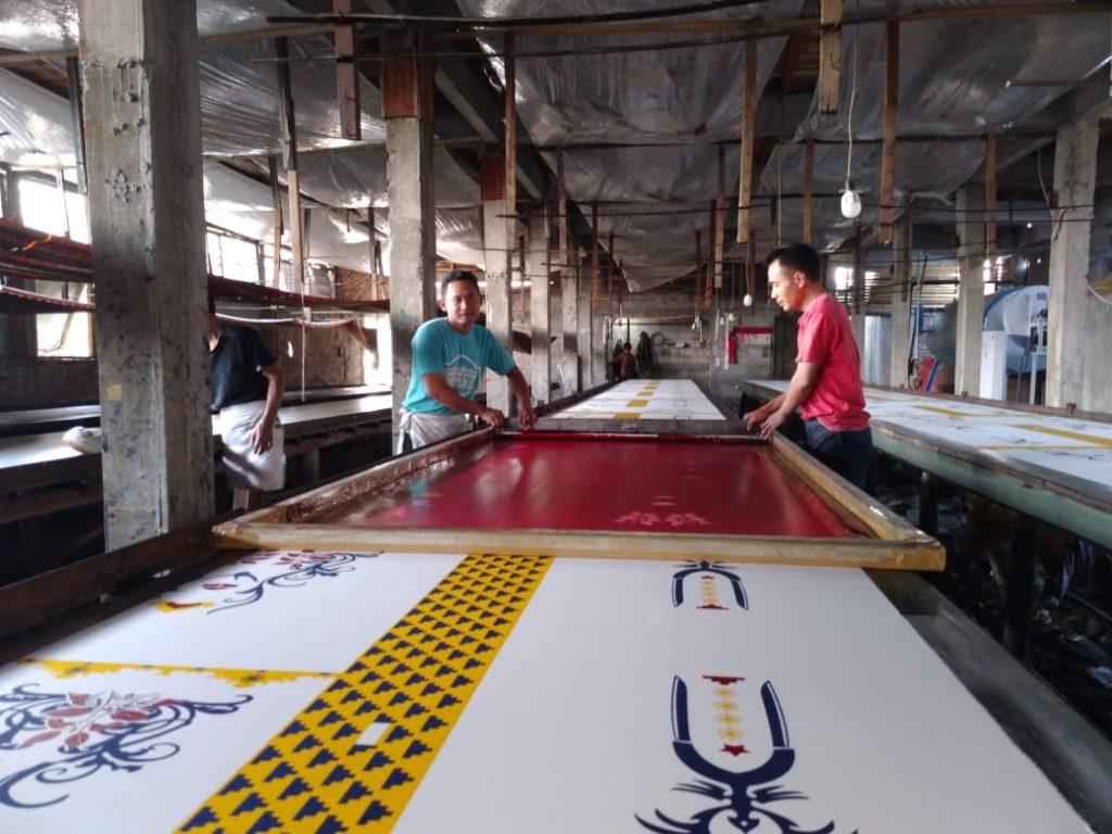 Pabrik Batik Printing Batik Mahar