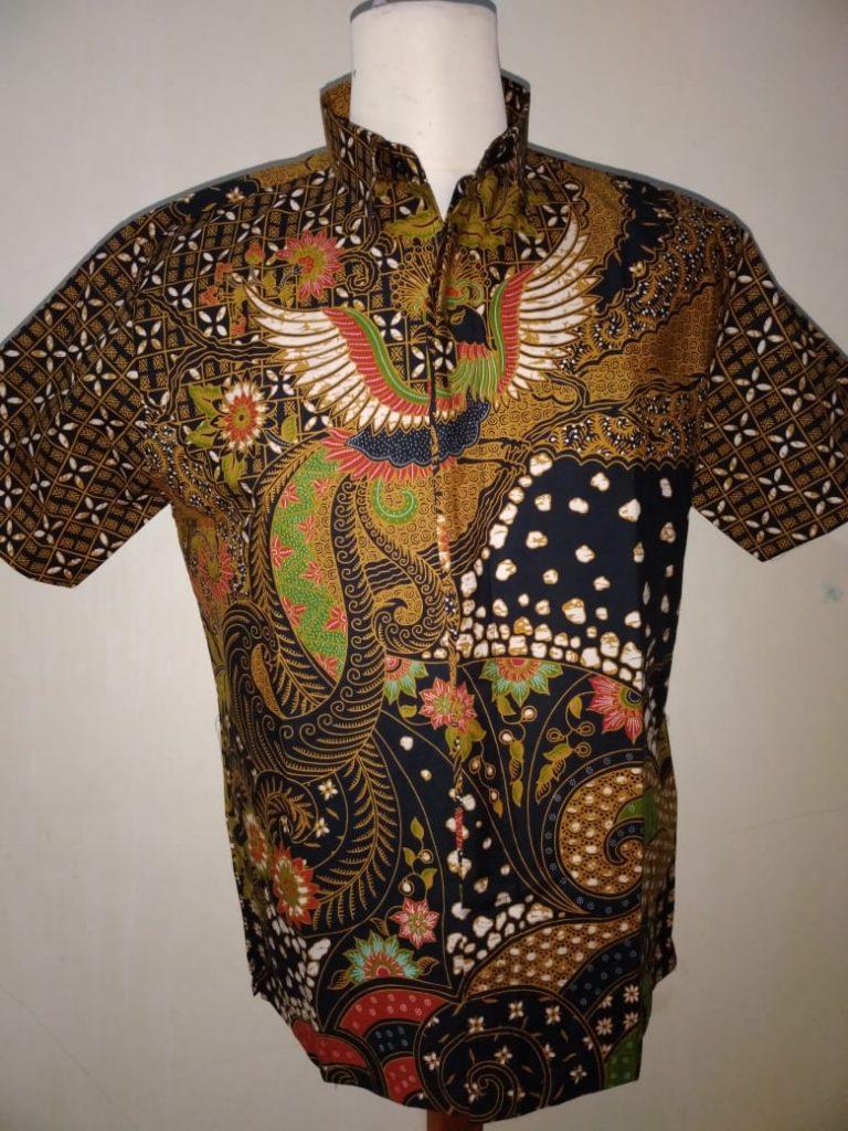 Pesan Produk Kemeja Batik Printing