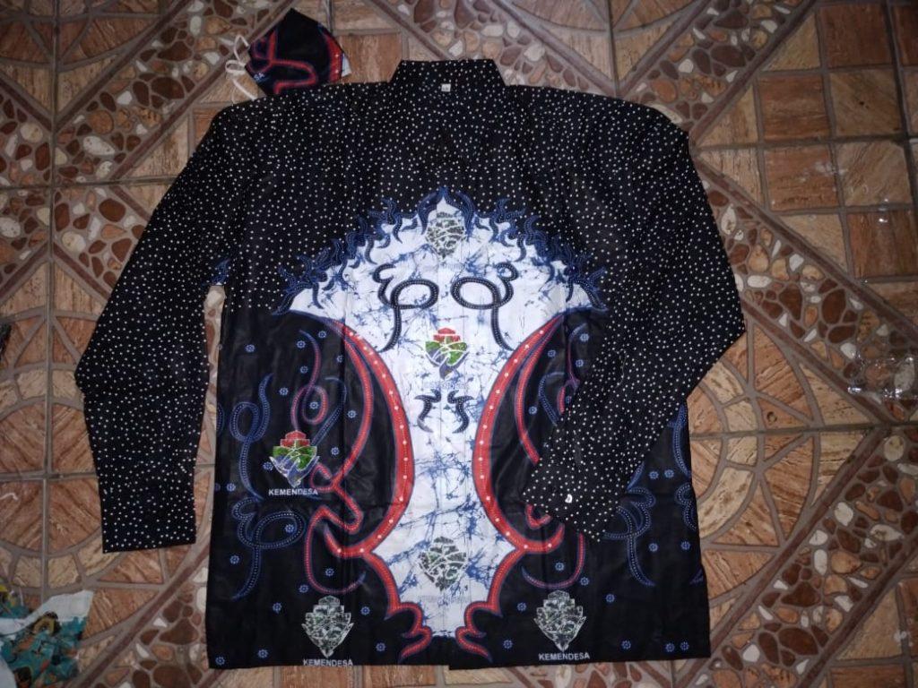 Produk Pakaian Batik untuk Pria