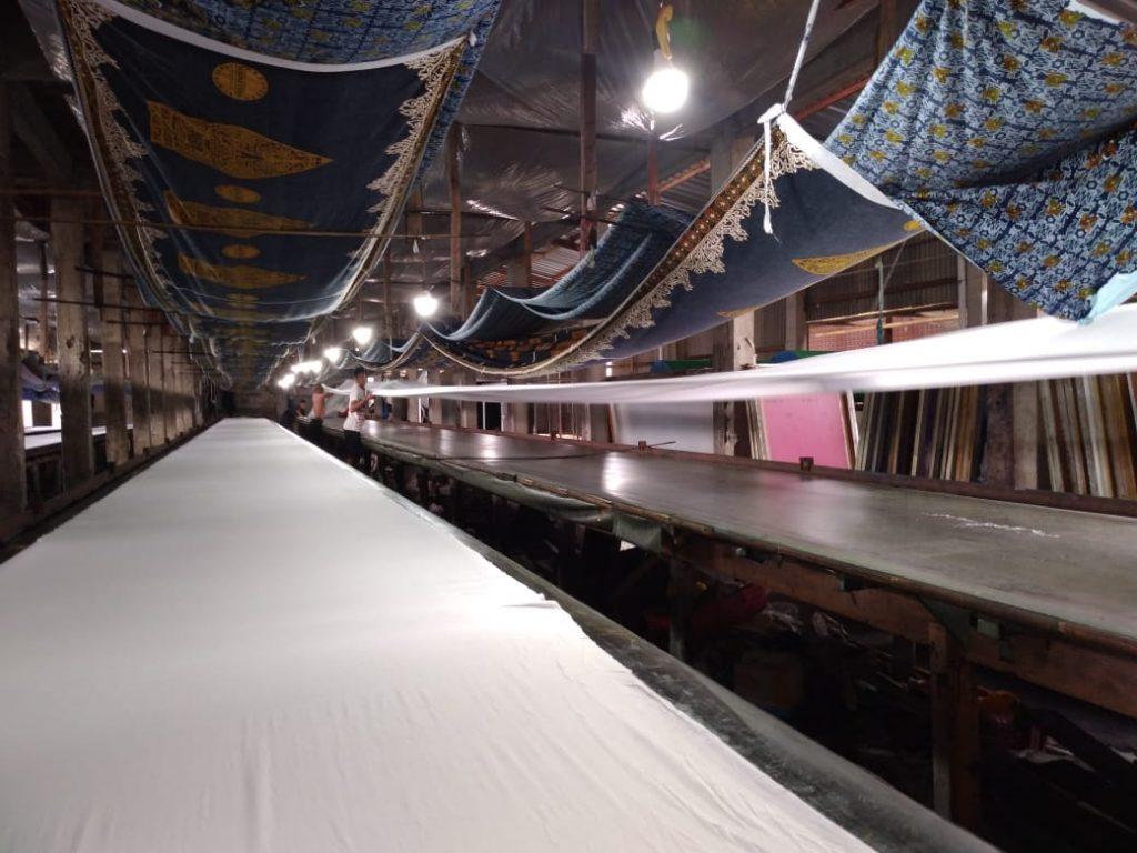Pabrik Produksi Batik Mahar